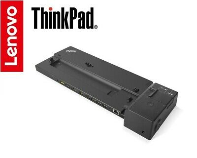 Lenovo ThinkPad Ultra Docking +135W Power Pack P52s T480/s T580/p X1 Carbon 6th