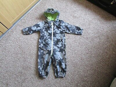 Boys Puddle Suit From Next Age 18-24Mths