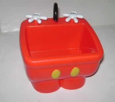 Exclusive Walt Disney World Parks Mickey Mouse Pants Kitchen Sink Ice Cream Bowl