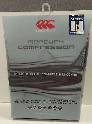Mercury Hybrid Compression Black Leggings Devin Toner Rugby Player Ref. 139