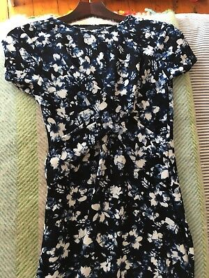 asos maternity dress size 12 Excellent Condition Stretchy Fabric Very Comfy