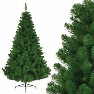 KRAFTZ® 2.1m (7 ft) Artificial Christmas Tree with Natural Branches 1200 heads