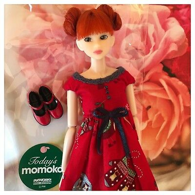 Today's Momoko 1806 Doll Petworks Dress Shoes