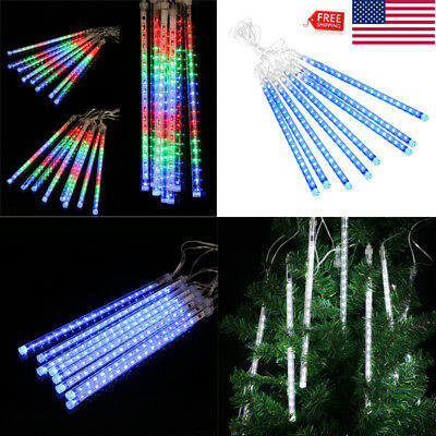 4M 144 LED String Fairy Tree Light Outdoor Wedding Party Xmas Waterproof Lamp US