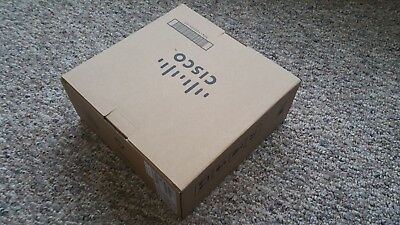 New Factory Sealed Cisco 8845 IP VOIP Video Phone - CP-8845-K9 - Ships Free!