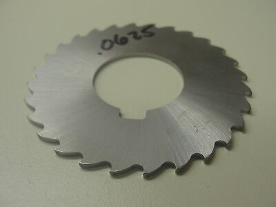 """Horizontal Milling Cutter .0625 Thick 1"""" Arbor ( Item 273 )"""