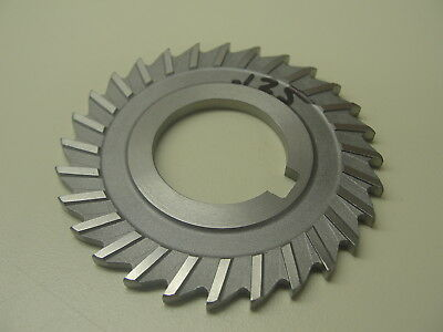 """Horizontal Milling Cutter .125 Thick 7/8"""" Arbor ( Item 236 )"""