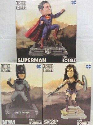 DC Comics Justice League Foco Limited Edition Bobble Resin