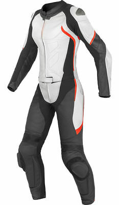 Women/ladies Motorcycle Custom Made Leather Riding-Racing Suit-Ce Approved