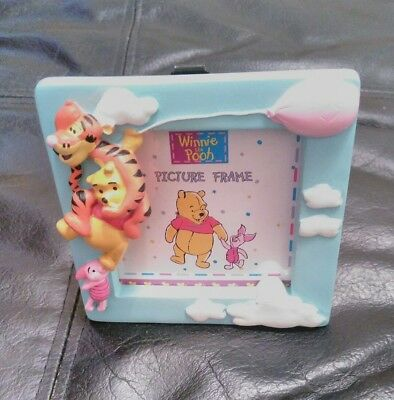 BN Disney Winnie the Pooh small photo frame. Baby gift