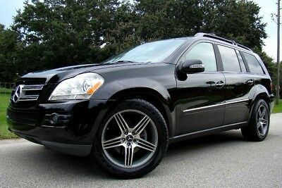 2007 Mercedes-Benz G-Class  2007 MERCEDES-BENZ GL450 4MATIC! ONLY 67K LOW MILES!  NEW TIRES!  2 OWNERS!