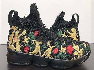 c4d60c1f5b882 New Nike LeBron 15 Kith Performance XV Closing Ceremony Size 10.5 AJ3936-002