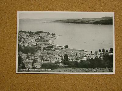 1900s Photo Postcard Dunoon from the South West,Scotland.