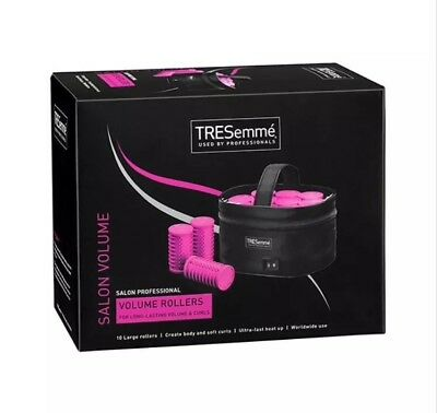 New! TRESEMME VOLUME HEATED ROLLER! FREEPOST!! Same Day Dispatched!!