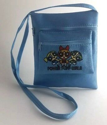 Powerpuff Girls Crossbody Purse
