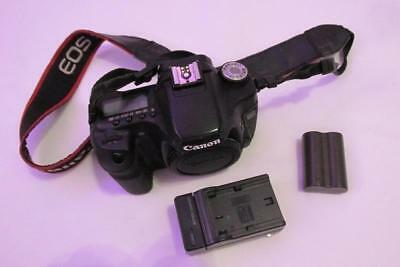 Canon EOS 50D 15.1MP Digital-SLR DSLR Camera Body Only +accessories