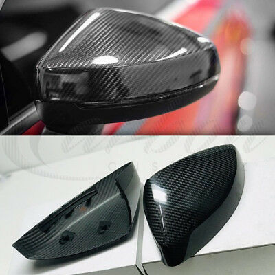 Audi S3/RS3 Real Pure Dry Carbon Fibre Mirror Covers Set 2012 + A3/S3/RS3 - 8V