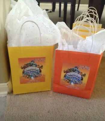 Personalized Goodie Bags (can Make ANY Color & ANY Theme)