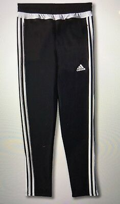 886cb0de1 New Adidas Youth Pants Tiro 15 Training Pant Dark Grey White/ X-Large NWT