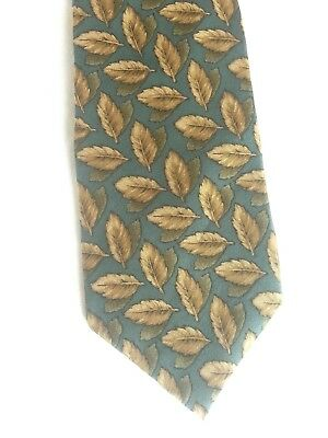 J. Garcia Landscape With Eye Collection Ten 100 % Silk Made in USA By Stonehenge
