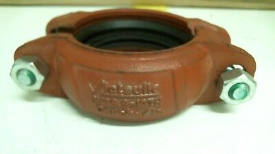 """Victaulic, 3/88,9-107H Clamp Coupling, 3"""""""