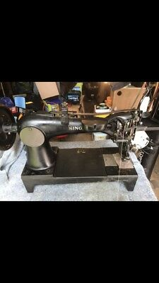 Singer 7-9 Heavy duty Leather Sewing machine
