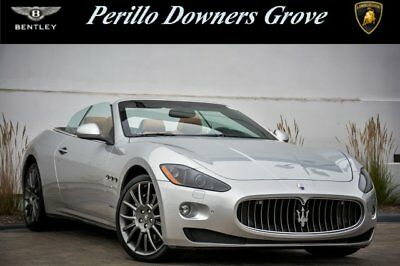Gran Turismo With Navigation 2011 Maserati GranTurismo Convertible for sale!