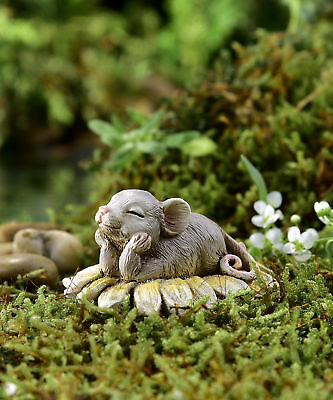 My Fairy Gardens Mini - Dreamin Of You - Relaxing Mouse - Supplies