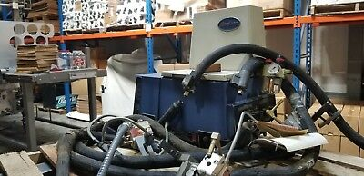 Nordson 2304 Hot Melt with 3 heated hoses and heated Nordson nozzles