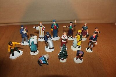 Lemax Figurines (15) Holiday / Other  Excellent+