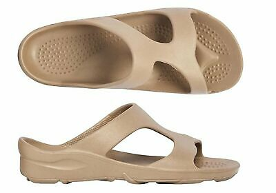 New Aussie Soles Womens Comfortable Indy Orthotic Support Slides