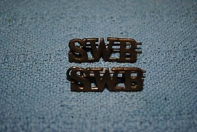 "Original WW1 British Insignia ""SWB"""