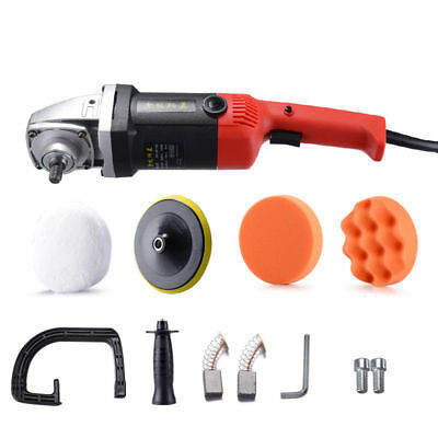 220V Electric Car Polishing Waxing Machine Furniture Floor Tile Grinding Tool