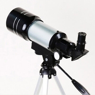 Zoom Telescope Outdoor Monocular Space Astronomical with Tripod Scope