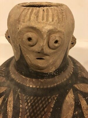 China Late Neolithic or Early Bronze Age Yandshao Terracotta Urn Cir 3000-1500BC