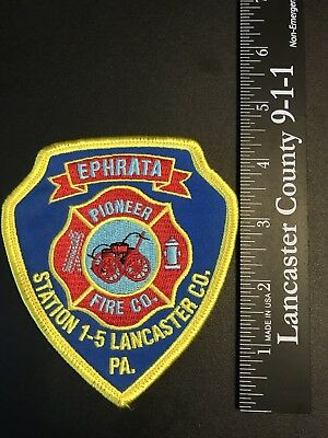 Pioneer Fire Company Of Ephrata, PA Patch