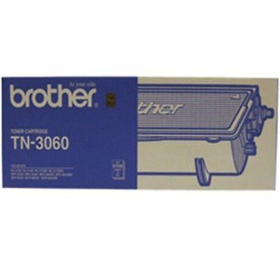 Brother Tn-3060 Black Toner - 6,700 Page Yield