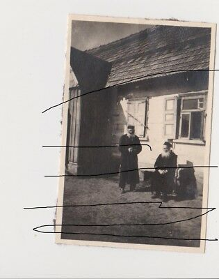 Holocaust Photo Original WWII Radom Ghetto Polska Wojna Getto Radomu ראדאמ געאט
