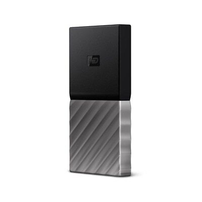 WD My Passport SSD, 512GB, USB 3.1, Type C & Type A compatible, Improved speeds