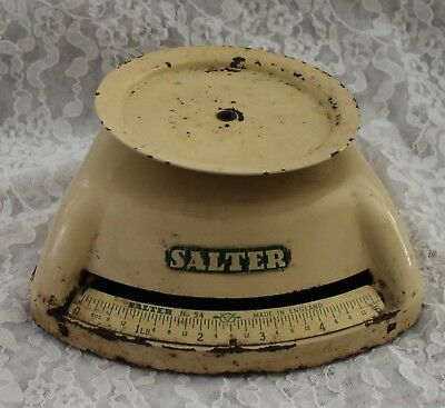 Vintage Salter No. 54 Kitchen Scales - Made In England