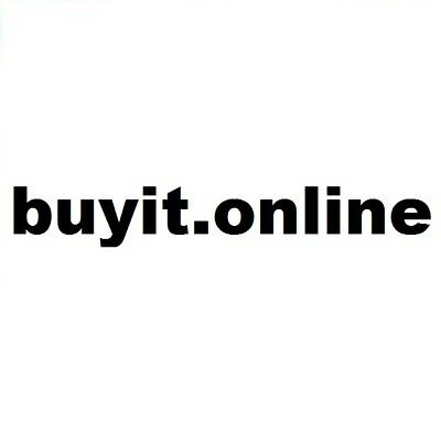 Domain Name With Fantastic Retail Website Potential buyit.online (Buy It Online)