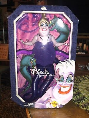 Ursula Doll ~ Disney Signature Collection ~ 11 Inches ~ Mattel