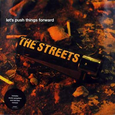 """12"""": The Streets - Let's Push Things Forward - Locked On - 679005T, 679 - 679005"""