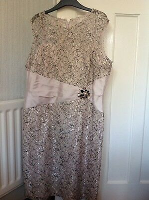Ladies Size 20 Mother If The Bride Outfit