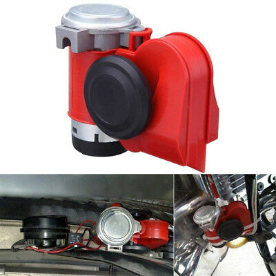 110-120dB Air Horn Dual Trumpet Loud For Truck Train Lorry Boat Motorcycle Car