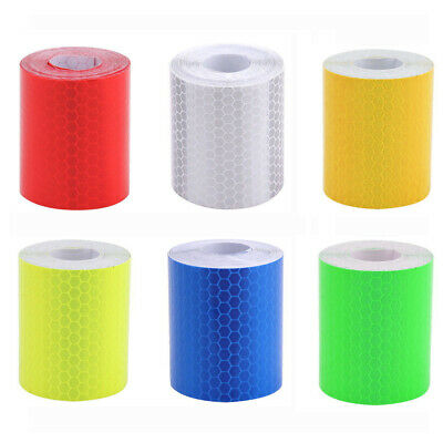 Self-adhesive High Intensity Car Truck Reflective Tape Vinyl  50mm,width