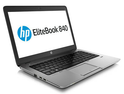 HP EliteBook 840 G1 i5 4200U 8GB 1600x900 250M.2+500HDD WebCam Win10 Pro| A-Ware