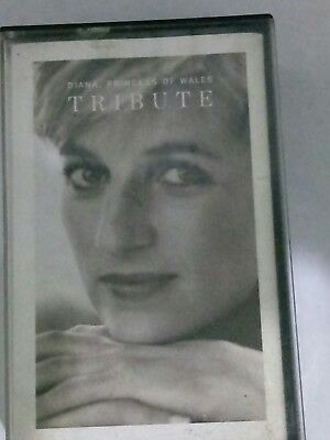 Diana Princess Of Wales Tribute Double Cassette