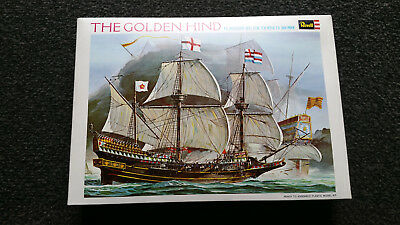 *revell*the Golden Hind*flagship Of Sir Francis Drake**h-3 25*1:96**ovp**mint**