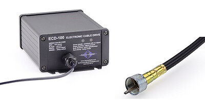 Dakota Digital Electronic to Cable Drive Adapter GM Ford 5/8 Thread-On ECD-100-1